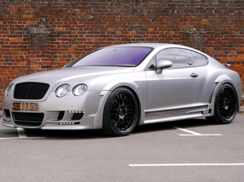 04Bentley ContinentalGTImperatorHAMANN